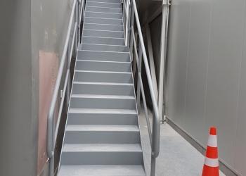 NZDC stairway 4